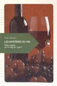 Les mystères du vin