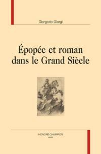 Epopée et roman dans le Grand Siècle