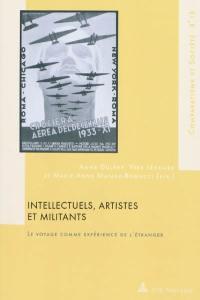 Intellectuels, artistes et militants
