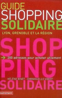 Guide du shopping solidaire
