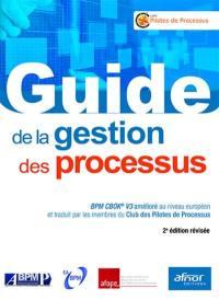 Guide de la gestion des processus