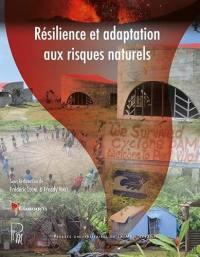 Résilience et adaptation aux risques naturels
