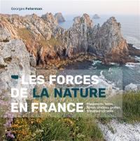Les forces de la nature en France