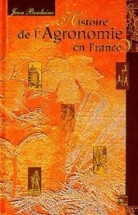Histoire de l'agronomie en France
