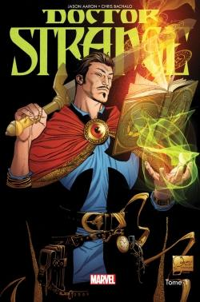 Doctor Strange. Volume 1, Les voies de l'étrange