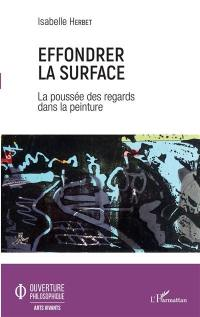 Effondrer la surface