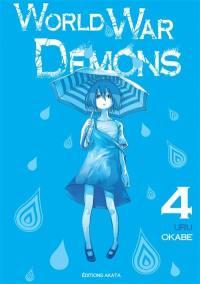 World war demons. Volume 4,