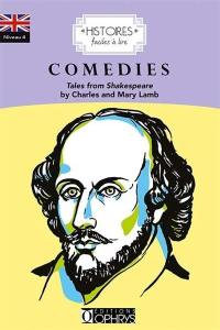Comedies : tales from Shakespeare