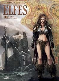Elfes. Volume 19, L'ermite de l'Ourann