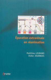 Epuration extrarénale en réanimation