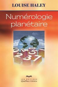 Numérologie planétaire