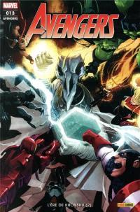 Avengers. n° 13, L'ère de Khonshu (2)