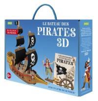 Le bateau des pirates 3D