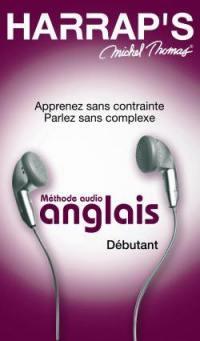 Méthode audio anglais, débutant