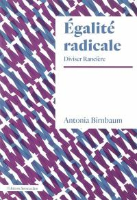 Egalité radicale
