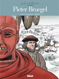 Pieter Bruegel : les cinq mendiants