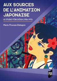 Aux sources de l'animation japonaise