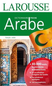 Arabe, dictionnaire poche