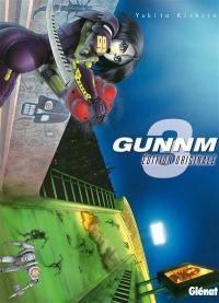Gunnm. Volume 3,