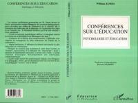 Conférences sur l'éducation