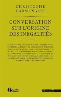 Conversation sur la naissance des inégalités