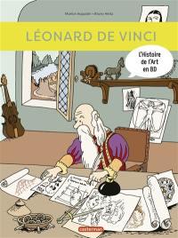 L'histoire de l'art en BD, Léonard de Vinci