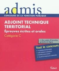 Adjoint technique territorial