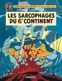 Les sarcophages du 6e continent. Volume 2,