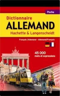 Dictionnaire allemand Hachette & Langenscheidt