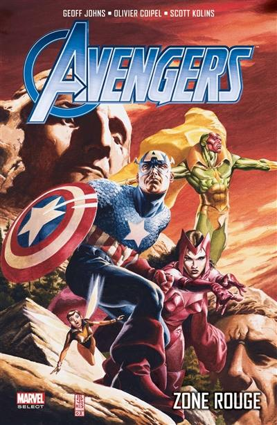 Avengers. Volume 2, Zone rouge