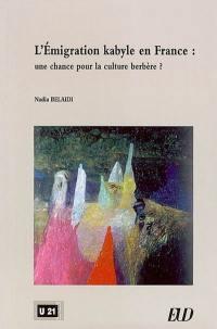 L'émigration kabyle en France