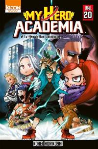 My hero academia. Volume 20,