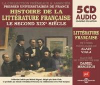 Histoire de la littérature française. Volume 6, Le second XIXe siècle