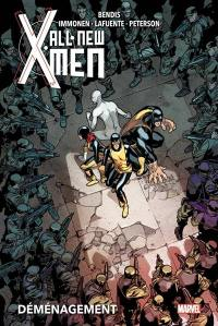 All-New X-Men. Volume 2, Déménagement