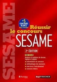 Réussir le concours Sésame