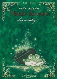Petit grimoire des plantes sorcières