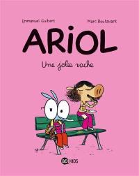 Ariol. Volume 4, Une jolie vache