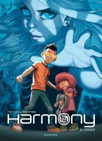 Harmony. Volume 2, Indigo