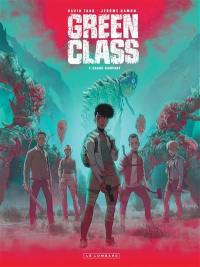 Green class. Volume 3, Chaos rampant