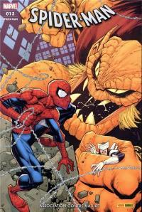Spider-Man. n° 13, Association contre-nature