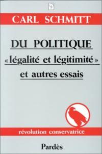 Du politique