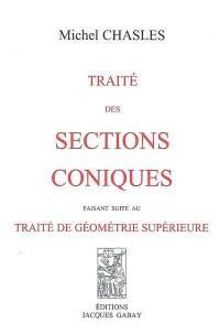 Traité des sections coniques