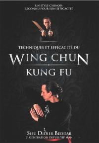 Techniques et efficacité du wing chun kung fu