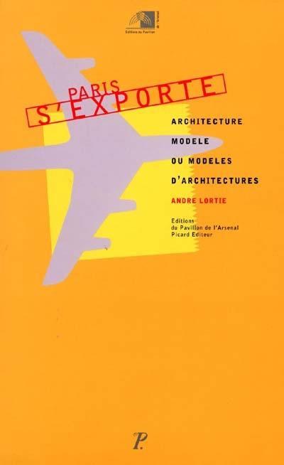 Paris s'exporte
