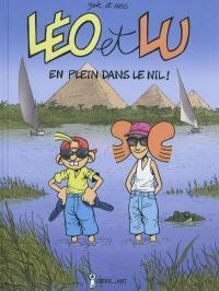 Léo et Lu. Volume 6, En plein dans le Nil !