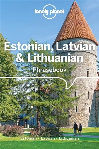 Estonian, Latvian & Lithuanian