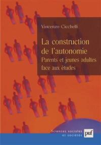 La construction de l'autonomie