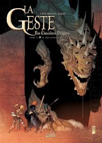 La geste des chevaliers dragons. Volume 27, Le draconomicon
