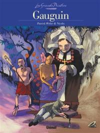 Paul Gauguin : Portrait de l'artiste au Christ Jaune
