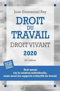 Droit du travail, droit vivant 2020